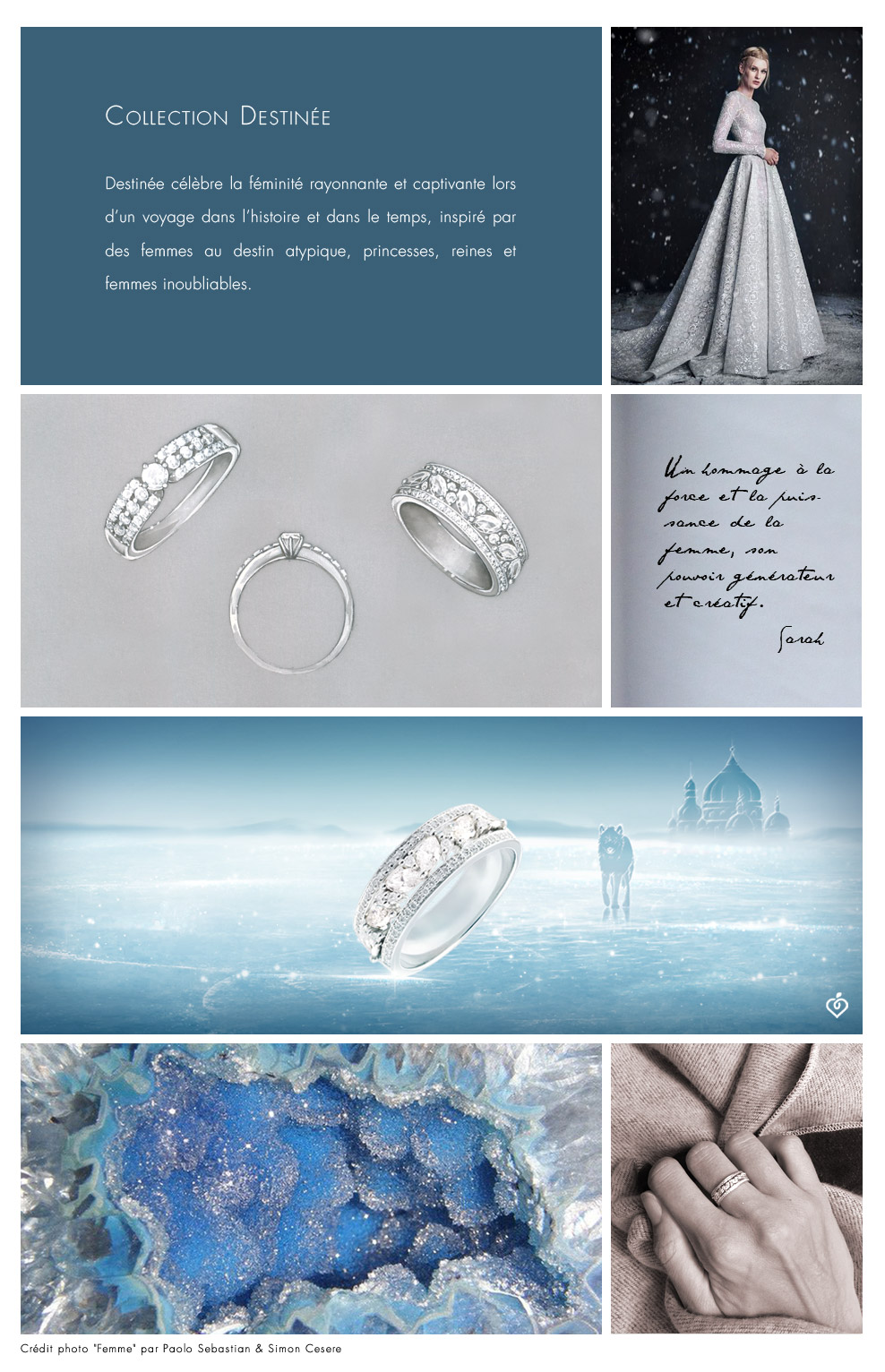 Inspirations Collection Destinée